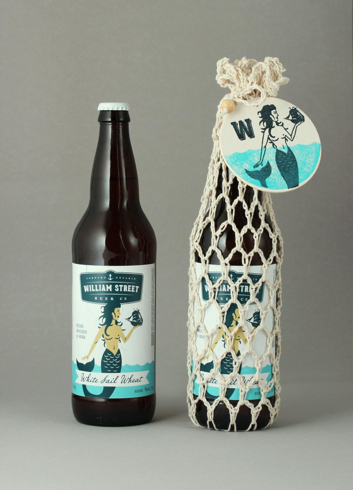 William Street Beer Co. package design –Luke Despatie and The Design Firm