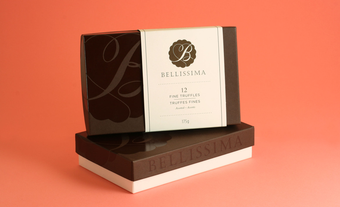 Bellissima Chocolates – Luke Despatie and The Design Firm